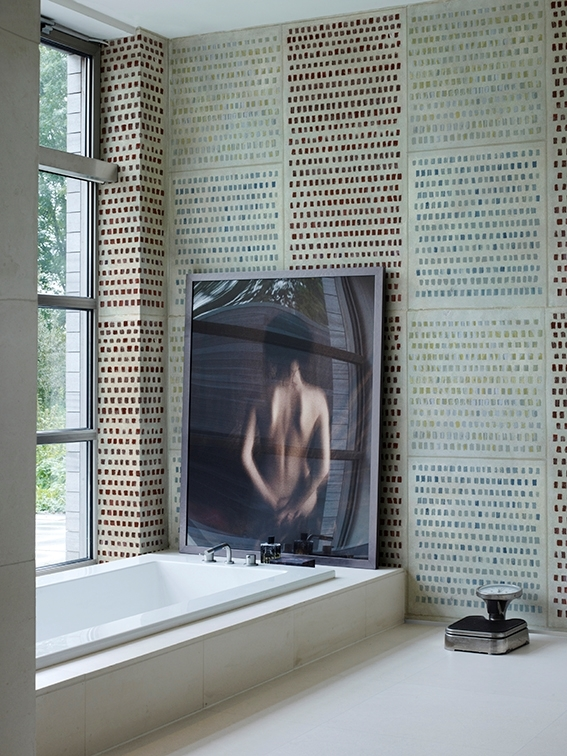 Deco Home_wall Deco_tapete_changing Dots