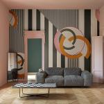 Wandgestaltung mit Tapeten von Wall &decò